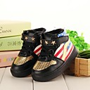 Boys Shoes Comfort Fashion Sneakers Flat Heel Leather  with Lace-up Shoes More Colors available