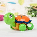 bebé recién nacido niño lindo reloj rotación tortuga cola cabeza juguete divertido