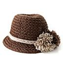 color de contraste nicole todo partido sombrero que hace punto