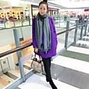Womens Fashion Slim Coat