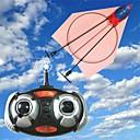 hm830 del rc control remoto 2.4G aviones avión de papel a4 rtf