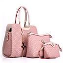 3pcs del bolso de hueso de la moda patrón shinestone totalizador del hombro de la mujer gemuni establecen 361