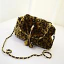 caelyn mujeres de todo el bolso estampado de leopardo a juego de la vendimia