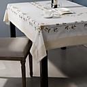 algodón mantel mantel mantel clásico hecho a mano (175  265cm)