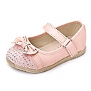 Girls Shoes Comfort Round Toe Flat Heel Flats with Magic Tape Shoes More Colors available