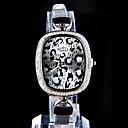 leopardo cadena de plata de la corona de las mujeres magníficas