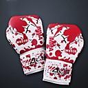 completo del dedo guantes de boxeo de cuero portátil primera sangre (tamaño medio)