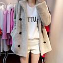 2014 nueva moda chaqueta delgada ocasional capa de las mujeres