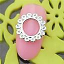 10PCS SH444 Special Design 3D Alloy nail art DIY Nail beauty Nail Decoration Nail Salon Nail