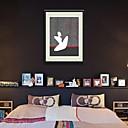 Framed Art Print,People White Girl by Naxart