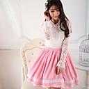 Gonna Dolce Da principessa / Elegant Rosa Accessori Lolita Gonna Con stampe Per Da donna Poliestere