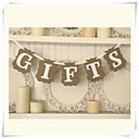Wedding Décor Rustic GIFTS  Gift  Cards Table Banner Sign