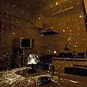 Wedding Décor DIY Romantic Galaxy Starry Sky Projector Night Light (2xAA/USB)