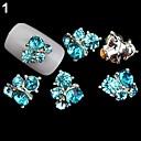 Image of 5PCS - Gioielli per unghie/Glitter - Adorabile/Matrimonio - Dito/Dito del piede - di Metallo - 431