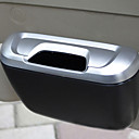 Multifunction Vehicle Waste Container Car Trash Can Bin Garbage Storage Box