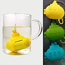Cute Silicone Submarine Tea Infuser(Random Color)