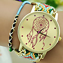 The New Womens Ethnic Style Exquisite Hand-woven Dreamcatcher DIY Balloon Watches