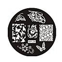Nail Art Stamp Stamping Image Template Plate AP Series NO.26