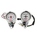 dual tachimetro contachilometri e contagiri moto con retroilluminazione
