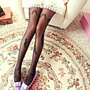 Womens Fashion Lace Wings Pantyhose