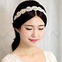 Handmade Elegant Crystal Rhinestone  Wedding/Party Headpieces/Forehead (Length:130cm)