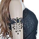 Vintage Lolita Tassel  Bead Bracelet