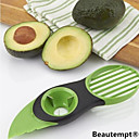 3in1 Multi-function Avocado Slicer Peeler CutterCore Remover Hot Selling Kitchen Tool