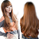 Lolita Style Perruque Peruca Synthetic Wigs 3 color Cheap Natual Realistic Wigs Neat Bangs Brief Cute Style Cosplay Wigs
