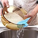gadget da cucina filtri per l'acqua filtro riso tenuta (colore casuale)