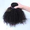 """Image of Afro crespo clip di ricci nelle estensioni dei capelli umani clip di capelli mongolo nelle estensioni dei capelli 10 """"-26"""""""