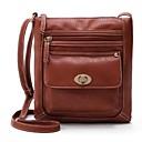 Women s PU Flap Shoulder Bag -More Colors available