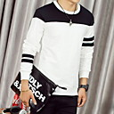 Mens Long Sleeve Hoodie  Sweatshirt , Cotton