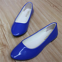 Womens Shoes Flat Heel Round Toe Flats Casual Black/Blue/White/Gray/Beige
