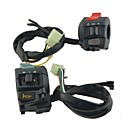 Motorcycle Left Right Handle Bar Electrical Switch for CG DC 12V