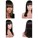 Premierwigs 8A 8-26 Bob Straight Brazilian Virgin Glueless Full Lace Human Hair Wigs Glueless Lace Front Wigs