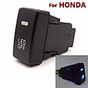 Special Dedicated 12V Car Fog Light Switch Daytime Running Lights Switch Use for Honda,civic crv fit accord hrv