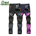 Wolfcavalry Womens Spring / Autumn / Winter Hiking Pants PantsWaterproof / Breathable / Insulated / Rain-Proof 2-16