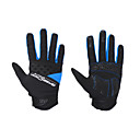 Basecamp Cycling Unisex Full-finger Gloves Touch Screen Spring / Autumn Green / Black / Blue M / L / XL BC-232