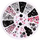 Image of 1pcs - Gioielli per unghie / Glitter - Adorabile / Punk - Dito / Dito del piede / Altro - di Plastica - 6mm