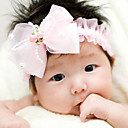 Kids Big Bowknot Princess Elastic Headband