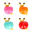 Multifunctional Cartoon Cute Snail Wall Powerful Cupule Multipurpose Storage Box (random colors)