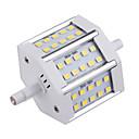 Image of YWXLIGHT 810 lm R7S LED a pannocchia T 30 leds SMD 2835 Decorativo Bianco caldo Luce fredda AC 85-265V