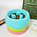 Candy Large Slow Food Bowl The Choke Feed Dog Bowl Pet Tableware Tableware