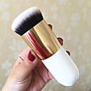 New Flat Professional Cosmetic Kabuki Foundation Makeup Face Blush Powder Brush