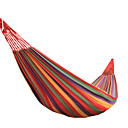 Outdoor Canvas Hammock Two-person Hanging Bed