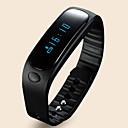 E02 Bracciale smart / Localizzatore di attività / Smart watch / Cinghie da polsoResistente all'acqua / Contapassi / Chiamata vocale /