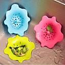 lavello della cucina del bacino colino gocciolatoio scarico piletta filtro dei residui di filtro