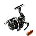 FISHDROPS BSLGH6000 4.7:1, 13 Ball Bearings One Way Clutch Spinning Fishing Reel, Right  Left Hand Exchangable