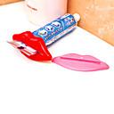 Image of dispenser dentifricio polivalente socio spremiagrumi dentifricio colore casuale