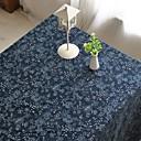 floreale moda tovaglia modello hotsale biancheria di cotone di alta qualità tavolino quadrato asciugamano telo